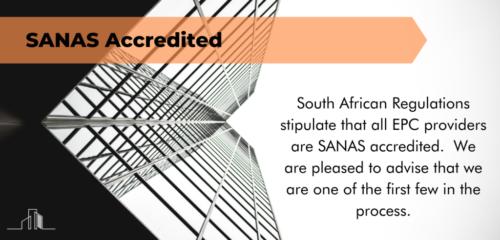 SANAS Accredited